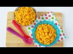 Butternut Squash Macaroni Cheese | Picky Eater Recipes - YouTube
