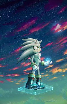Sonic The Hedgehog, Hedgehog Movie, Silver The Hedgehog, Shadow The Hedgehog, Hedgehog Art, Sonic And Amy, Sonic And Shadow, Cute Hug, Sonic Underground