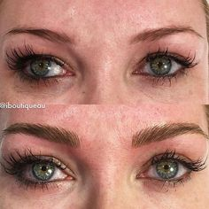 Soft & natural for this beautiful green-eyed blonde ��