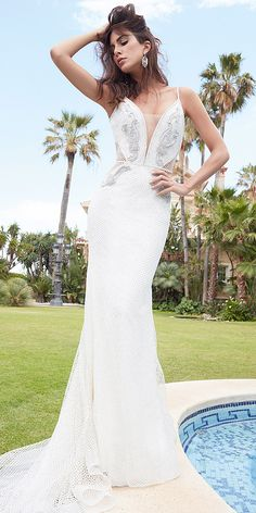 Alessandra Rinaudo Wedding Dresses For 2018 ★ See more: https://weddingdressesguide.com/alessandra-rinaudo-wedding-dresses/ #nails