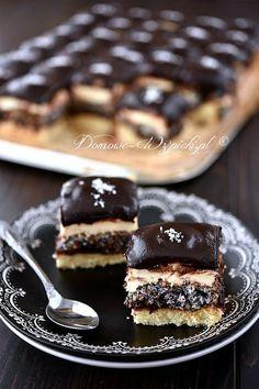 Polish Desserts, Polish Recipes, Baking Recipes, Cake Recipes, Dessert Recipes, Kolaci I Torte, Russian Recipes, Pumpkin Cheesecake, How Sweet Eats