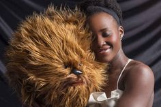 """Why Lupita Nyong'o Didn't Want To Be Seen In """"Star Wars"""" - BuzzFeed News"""
