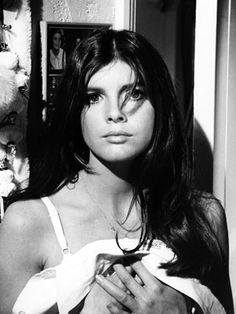 Katharine Ross in The Graduate