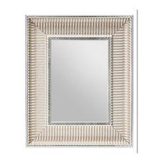 Ikea Wandspiegel songe spiegel silberfarben 91x130 cm silberfarben büro