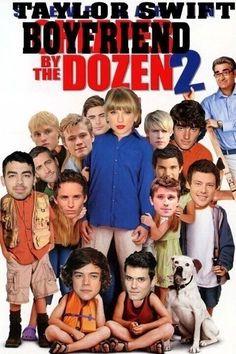 Taylor Swift's boyfriends by the dozen 2- Is William Levy her next target?