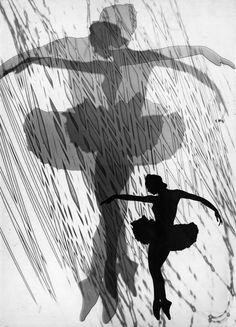 Luigi Veronesi - La Ballerina, 1950.