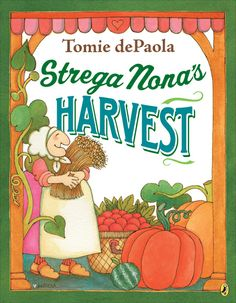 In this humorous tale, Strega Nona attempts to teach Big Anthony about gardening and the importance of order. But when Big Anthony does not follow her directions and tries to use her growing spell, his small vegetable patch turns into an unruly jungle! What will they do with all the extra vegetables?