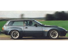 """1981 PORSCHE 924 Artz """"Kombi"""" Maintenance of old vehicles: the material for new cogs/casters/gears/pads could be cast polyamide which I (Cast polyamide) can produce Dream Cars, Vintage Porsche, Vintage Cars, Shooting Break, Automobile, Grand Luxe, Porsche Sports Car, Porsche 924, Ford"""
