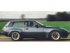 """1981 PORSCHE 924 Artz """"Kombi"""""""