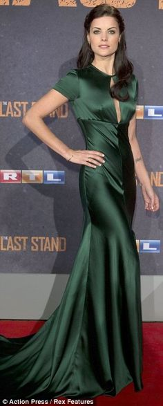 Stunning Jaimie Alexander steals - Fashion Jot- Latest Trends of Fashion