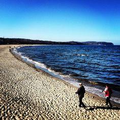 The #Baltic Sea at #Sopot, #Poland.