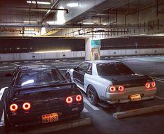 Tuner Cars, Jdm Cars, Nissan Skyline Gtr R32, R32 Skyline, Jdm Wallpaper, Slammed Cars, Classic Japanese Cars, Street Racing Cars, Drifting Cars