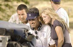 Drew Barrymore, Adam Sandler and Peter Segal in 50 erste Dates (2004)