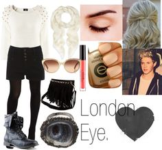 """""""London Eye with Niall Horan."""" by prettylittlesights ❤ liked on Polyvore"""