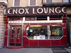 Inside the Gutted Lenox Lounge in Harlem as It Transforms Into The Lounge... No stranger to good music and food, Richie Notar moves forward with the old Lenox Lounge space in Harlem and hopes to open this Summer