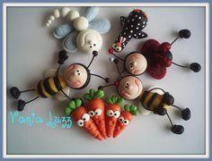 Все размеры | Bonequinhos | Flickr - Photo Sharing!