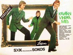 70-luvun muotia