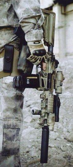 Urban Warfare SBR AR15