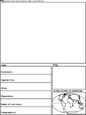 Country Report Template | Miss Herold\'s 4th grade Classroom ...