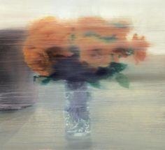 Gerhard Richter, Rosen, 1994
