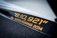 MC LAREN 650S NURBURGRING EDITION @ TOPLUXE
