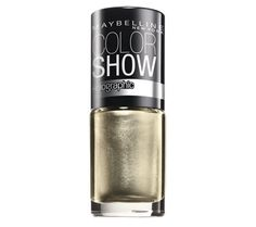 Maybelline Holographic Color Show nail polish in Bold Gold