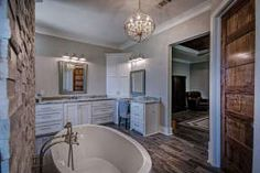 Modern Bathroom, Master Bathroom, Bathroom Layout, Bathroom Designs, Modern Farmhouse Plans, Farmhouse Style, Safe Room, Dormer Windows, Floor Framing