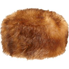 917256433a83d Gilly Forge Pia Faux Fox Hat ( 185) ❤ liked on Polyvore Fox Hat