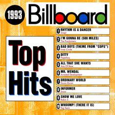 Billboard Top Hits: 1993 - Google Search