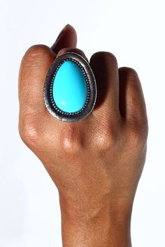 Turquoise Vintage Ring