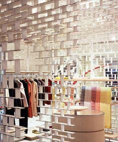 Shang Xia Beijing Store by Kengo Kuma and Associates