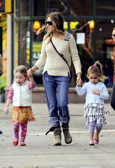 Sarah Jessica Parker's twins rock 13 loveable looks | #BabyCenterBlog