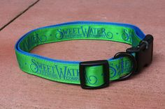 "SweetWater 1"" Adjustable Dog Collar, $9.99"