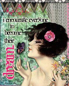 Blog: Tangie Baxter, Home of the Art Journal Caravan. Wonderful source of inspiration!