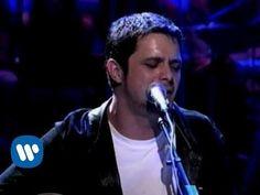 Alejandro Sanz - Como Te Echo De Menos [Unplugged] (Official Music Video)