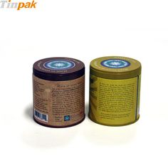 Outside of the tea tin, we accept any of your design for printing and embossing so that to make a unique tin boxes for you.    http://www.tinpak.us/Products/AirtightChaiTeaTinBox.html