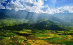 Tour Trekking Dei Sentieri Montuosi A Lao Cai - 4 Giorni