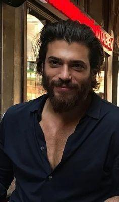 Turkish Men, Turkish Actors, Handsome Italian Men, Ab Workout Men, How To Look Handsome, Handsome Man, Beard Lover, Awesome Beards, Herren Outfit