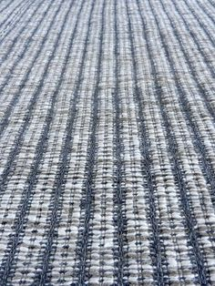 Ribbed mohair carpet in three colours