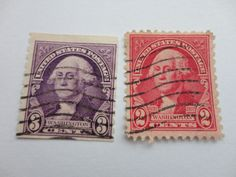 3c Washington, 1732-1932 Washington U.S. Postage Stamp