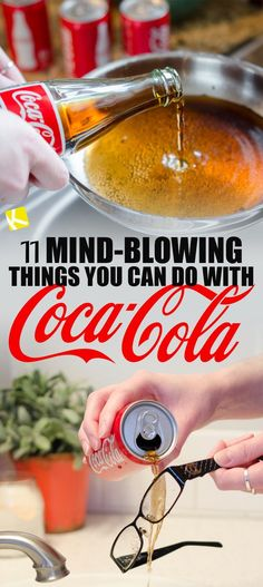 I love to drink Coca-Cola. Coca-Cola is my favorite drink. I know Coca-Cola is better than Pepsi. Ok now read awesome things by coca cola. Clean A Toilet The acids originate in cola drinks br… Toilet Cleaning, Deep Cleaning, Spring Cleaning, Cleaning Hacks, Diy Hacks, Cleaning With Coke, Bathroom Cleaning, Cleaning Supplies, Coca Cola