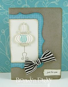 Aviary Make 'n' Take by BronJ - Cards and Paper Crafts at Splitcoaststampers