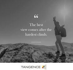 Need some hiking quotes to give you inspiration and motivation? Take your pick of these inspirational hiking quotes. Great Quotes, Quotes To Live By, Me Quotes, Motivational Quotes, Inspirational Quotes, Tour Quotes, 2017 Quotes, Quotes Kids, Blessed Quotes