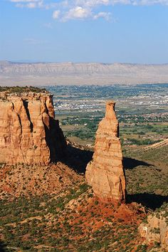 Independence Monument, National Monument, Grand Junction, Colorado