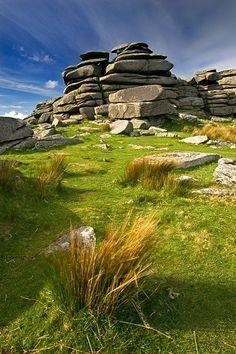 Bellasecretgarden — (via Bodmin Moor, Cornwall, Helen Dixon | British...