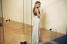 Dress Filippa | Andrea Sauter Swiss Fashiondesign | Spring/Summer 2017 | Photo by Ellin Anderegg