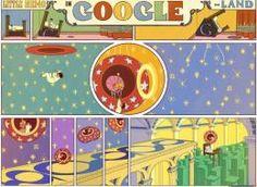 Winsor McCay revive en un fascinante doodle de Google