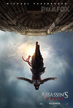 Century Fox has debuted the first trailer for Assassin's Creed movie, starring Michael Fassbender and Marion Cotillard. Assassins Creed 2, The Assassin, Rogue Assassin, Assassin's Creed Film, Creed Movie, Assains Creed, Michael Fassbender, Video Game Movies, Fantasy Movies
