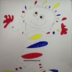 13-calder- Alexander Calder, Herve, Art Plastique, Diy And Crafts, Projects To Try, Shapes, Inspiration, Clowns, Gabriel