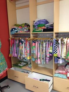 New Storage At Matilda Jane Clothing